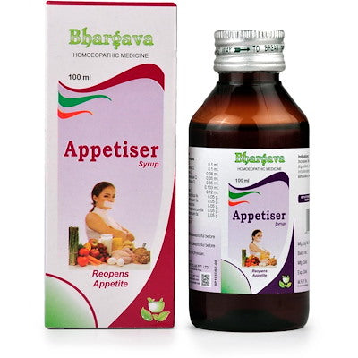 Buy Appetiser syrup Online | Order Bhargawa medicine to increase appetite