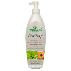 Wheezal Glow Bright Moisturising Body Lotion( 100ml)