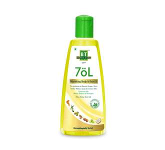 BT 7 oil buy online from the homoeopathy store