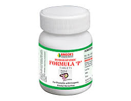Formula P tabs buy online from the homoeopathy store