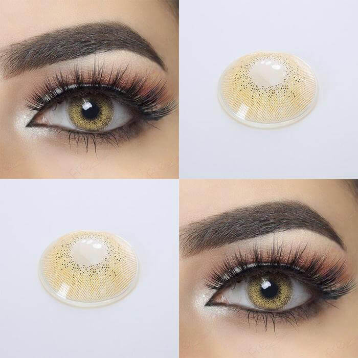 [US Warehouse] Ocean Jade Colored Contacts