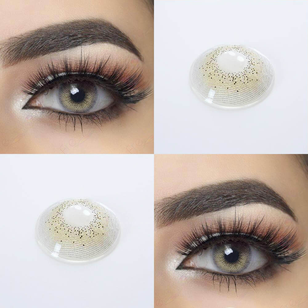[US Warehouse] Ocean Sky Grey Colored Contacts