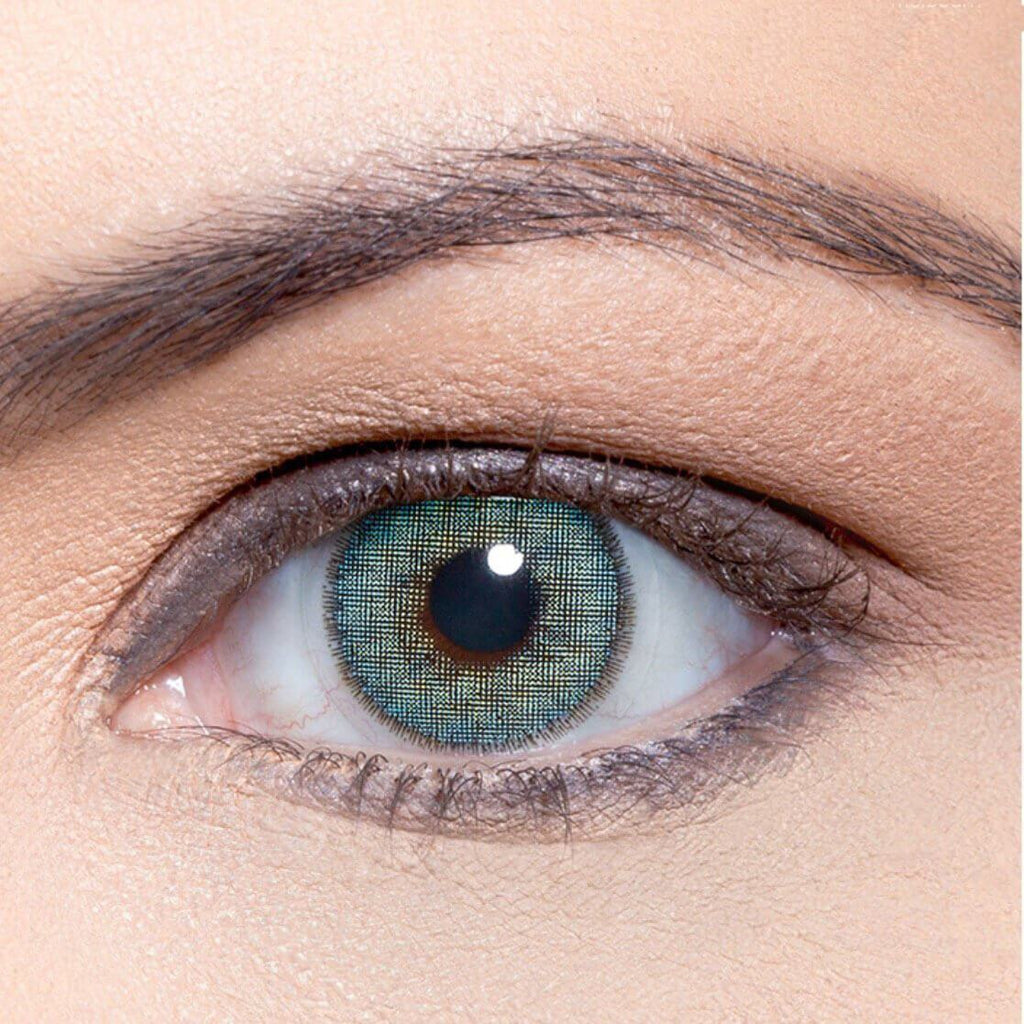 Natural Topazio (12 Month) Contact Lenses - StunningLens