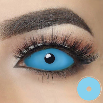 [Special Offer] Blue Sclera Yearly Colored Contacts