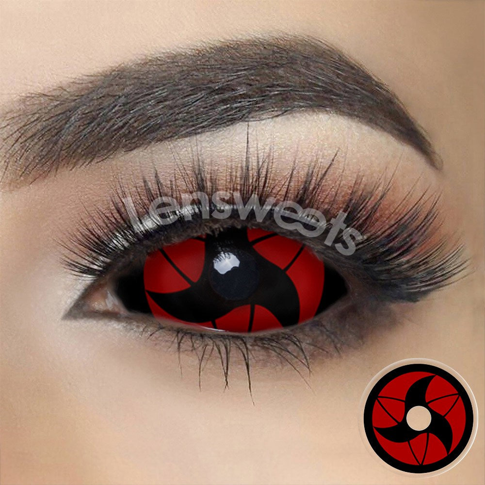 [Special Offer] Itachi Sclera 22mm Yearly Colored Contacts