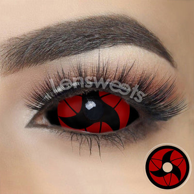 [Special Offer] Itachi Sclera Yearly Colored Contacts