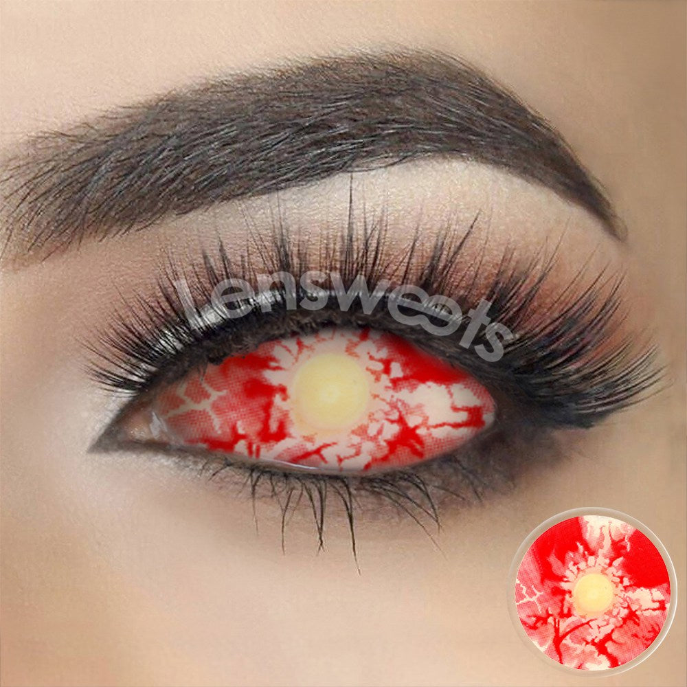 [Special Offer] Patient Zero Sclera 22mm Yearly Colored Contacts