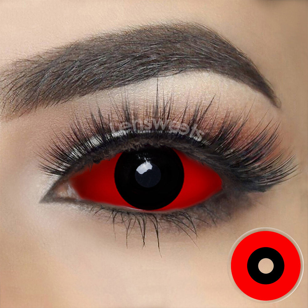 [Special Offer] Anti-Ghoul Sclera 22mm Yearly Colored Contacts