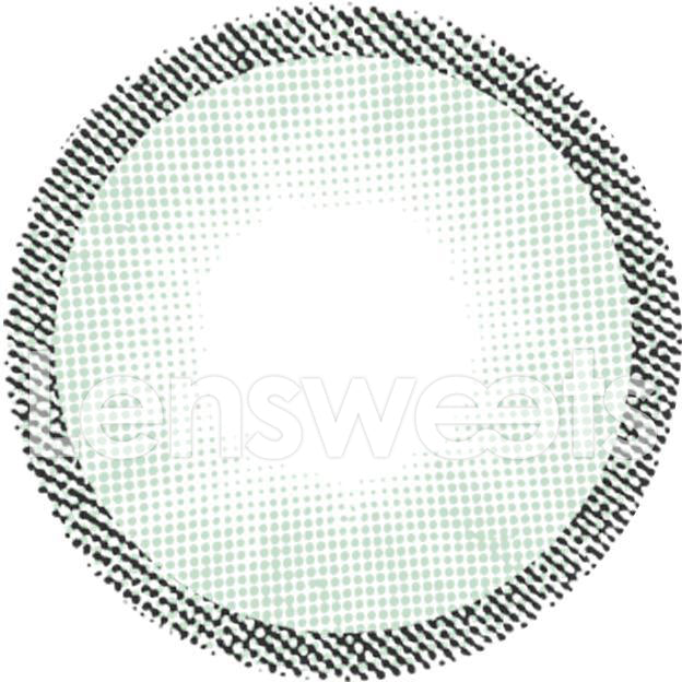 [US Warehouse] 2nd Light Slate Grey (Schungite) Contact Lenses