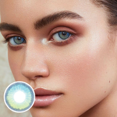 Little Earth Earth Yearly Colored Contacts