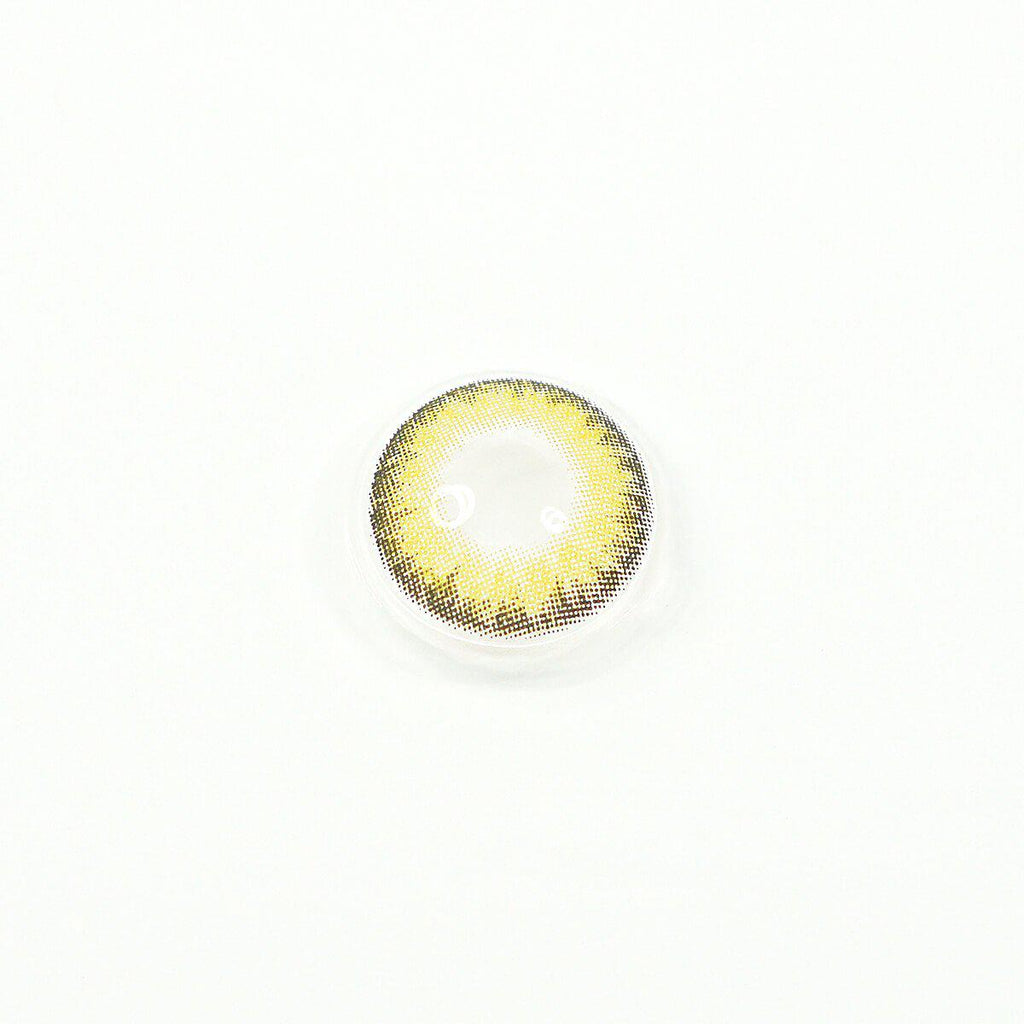 [US Warehouse] PRO Khaki Prescription Yearly Colored Contacts