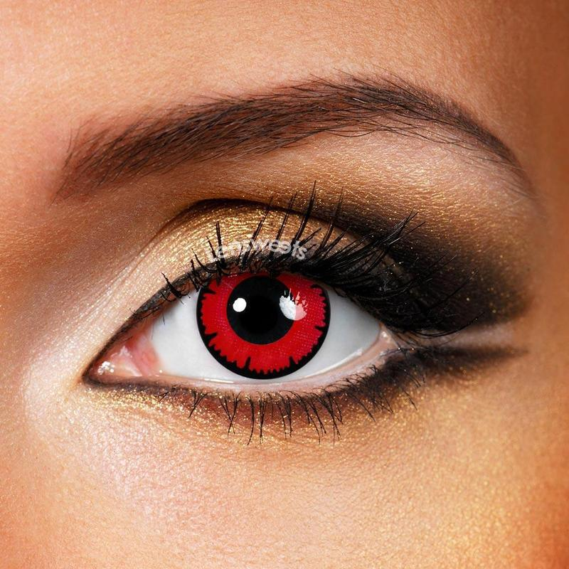 [US Warehouse] Breaking Dawn Yearly Colored Contacts