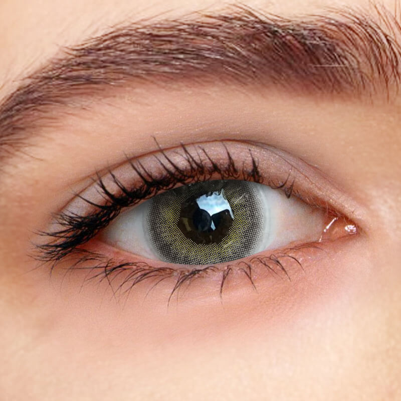 [US Warehouse] Barbie Misty Grey Colored Contacts