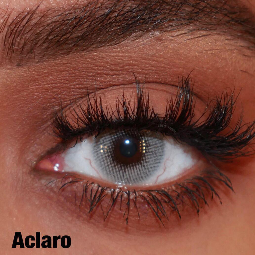 Kiwi A.Claro Yearly Colored Contacts