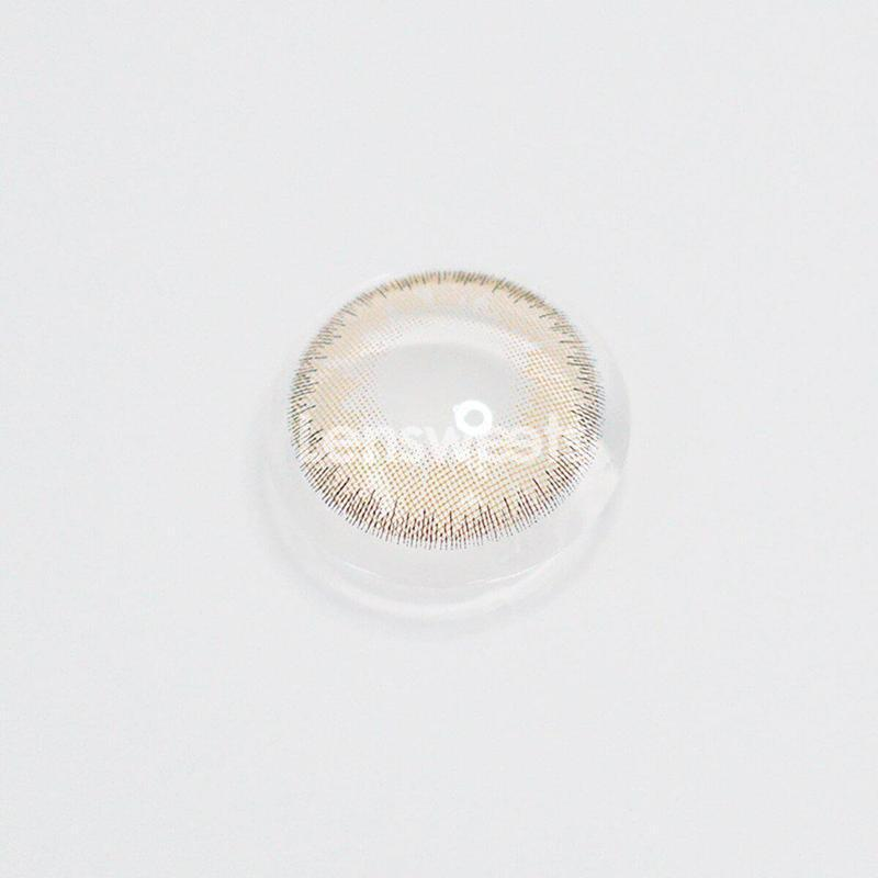 [US Warehouse] Golden Yellow Yearly Colored Contacts