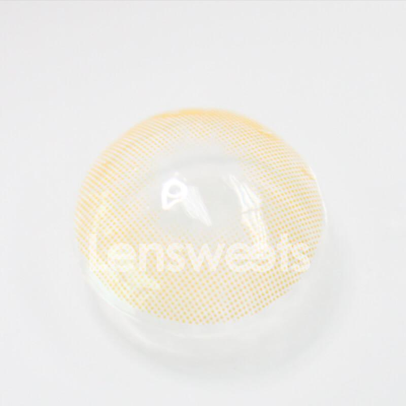 [US Warehouse] Lemon Cheese Yearly Colored Contacts