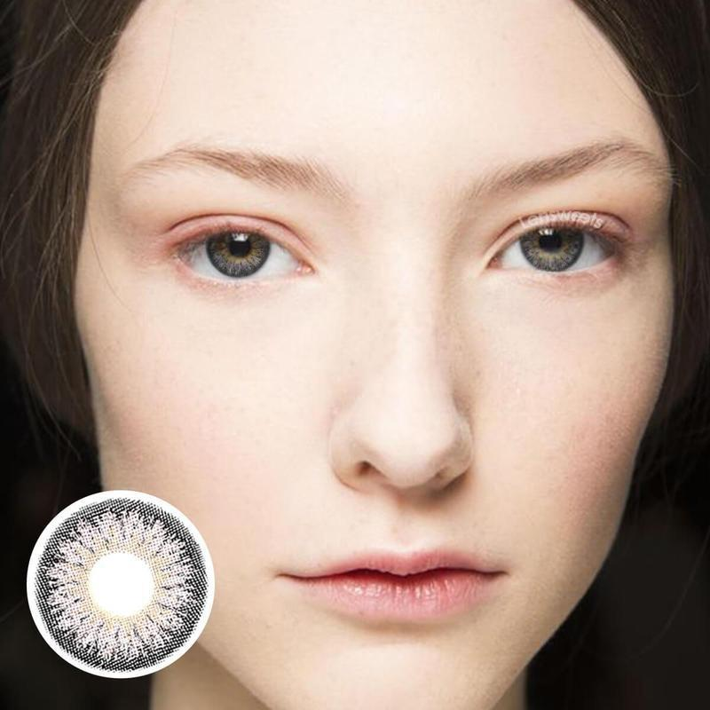 Forest Quartz Yearly Colored Contacts
