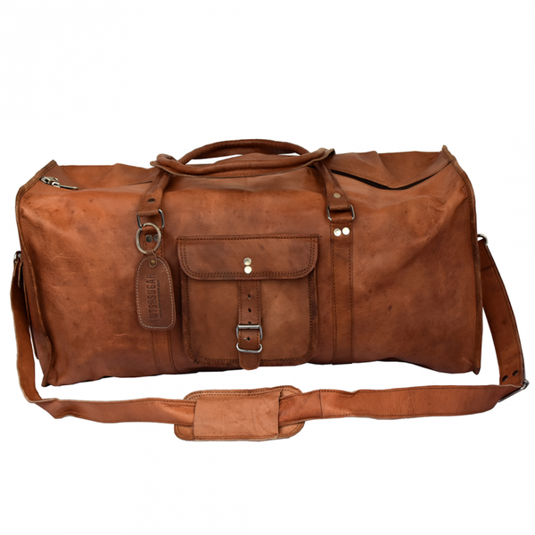 Weekend Bag Brun - 62x30