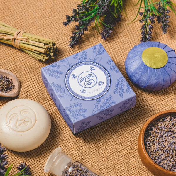 Lavender Relaxing Olive Soap