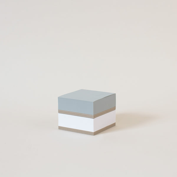 Memo Block in White