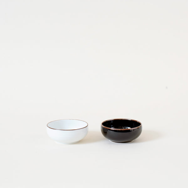Japanese Mini Dish Bowl in White