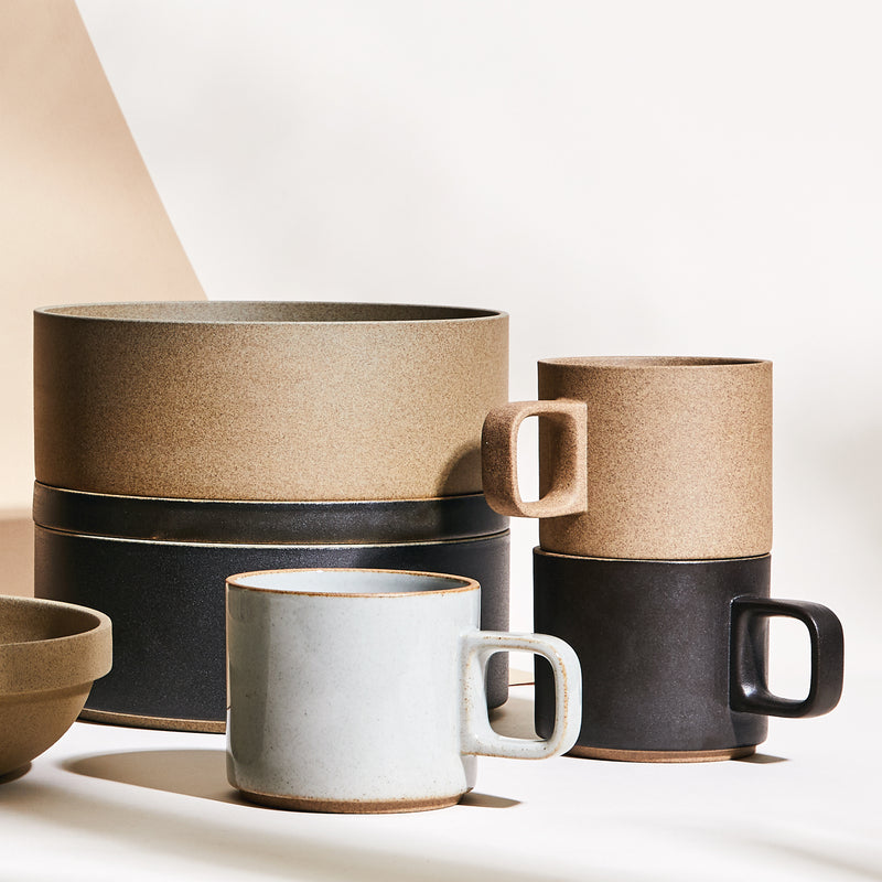 11 oz Ceramic Mug in Natural