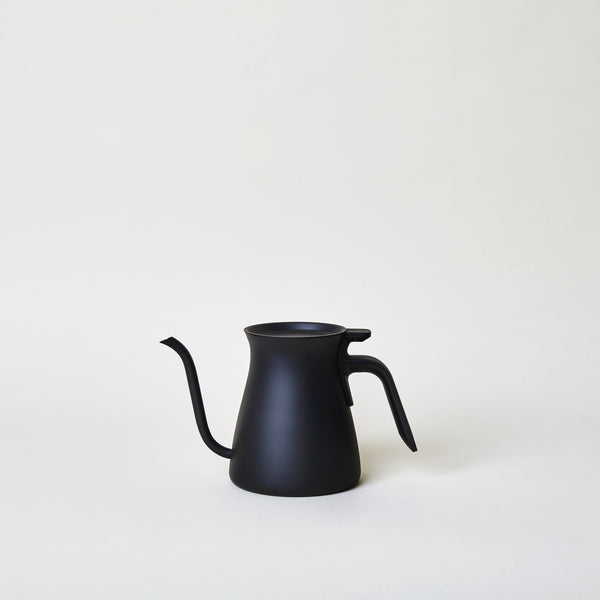 Pour Over Kettle in Black