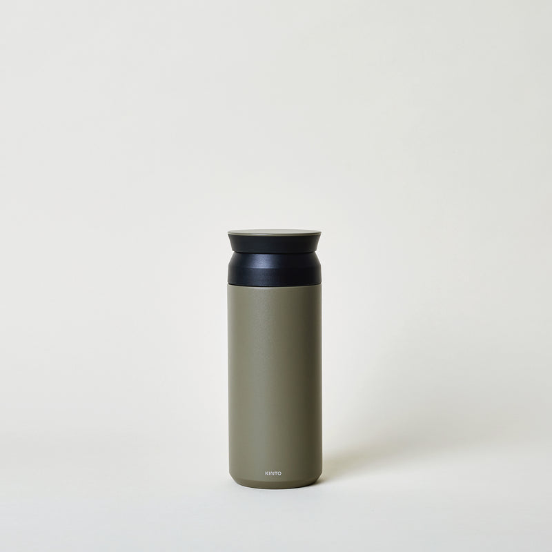 Travel Tumbler in Khaki