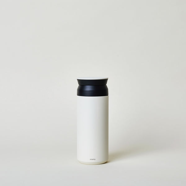 Travel Tumbler in White