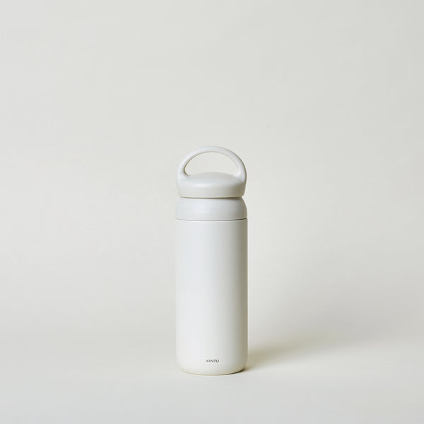 Day Off Tumbler in White