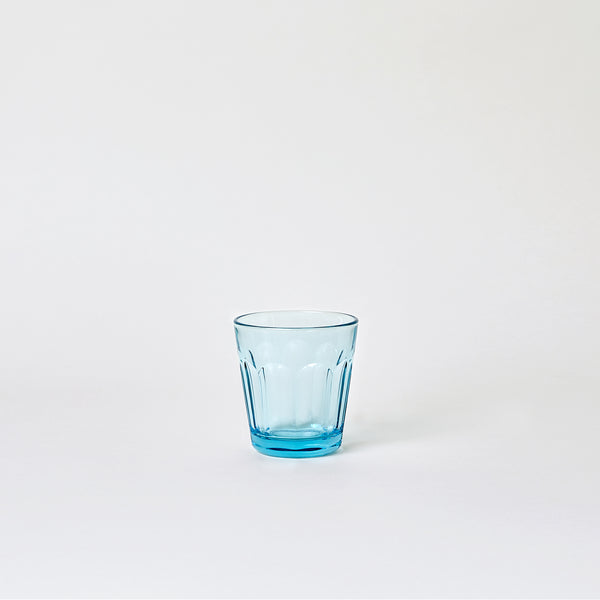 Glass Tumbler in Blue