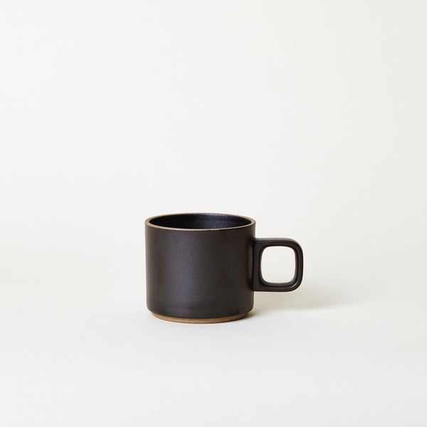 11 oz Ceramic Mug in Black