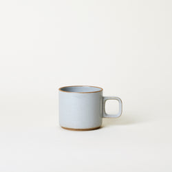 11 oz Ceramic Mug in Gloss Gray