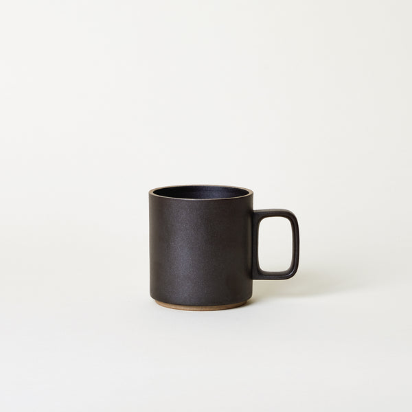 13 oz Ceramic Mug in Black