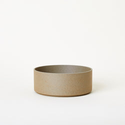 "7.3"" Ceramic Tall Bowl in Natural"