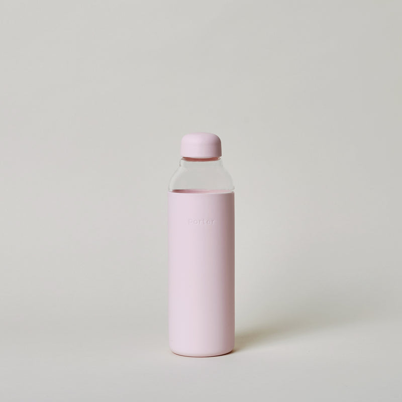 Water Bottle in Blush