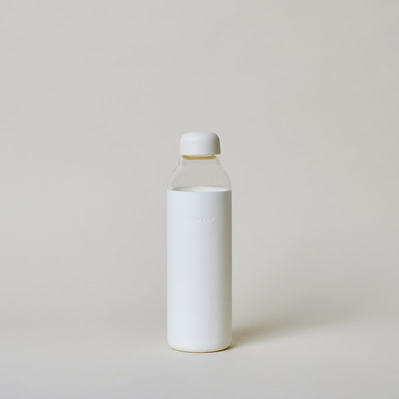 Water Bottle in Cream
