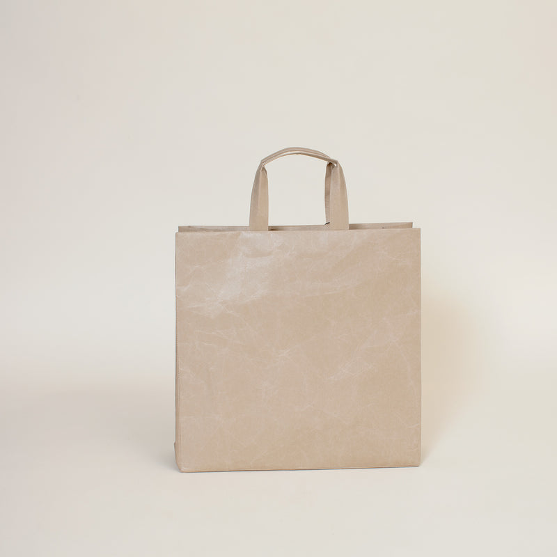 "12.5"" Siwa Paper Bag in Brown"