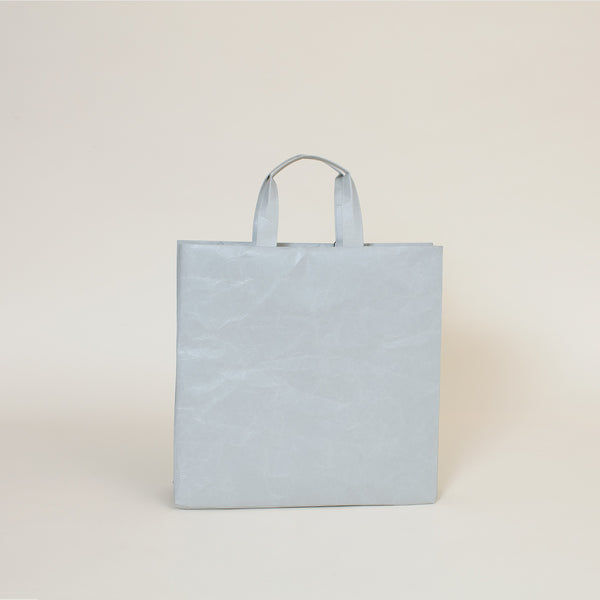 "12.5"" Siwa Paper bag in Gray"