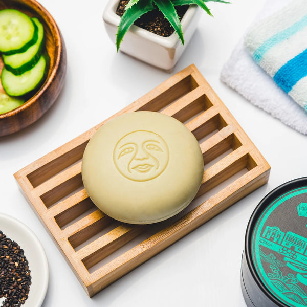 Cucumber Facial Soap - Dry Skin