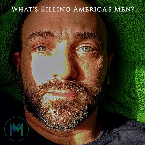 What's Killing America's Men?