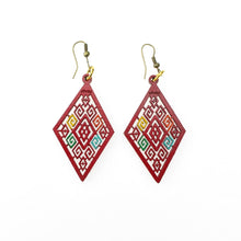 Load image into Gallery viewer, Mayan Earrings by Ethnika