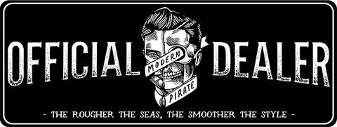 Modern Pirate – ManCave Grooming Limited