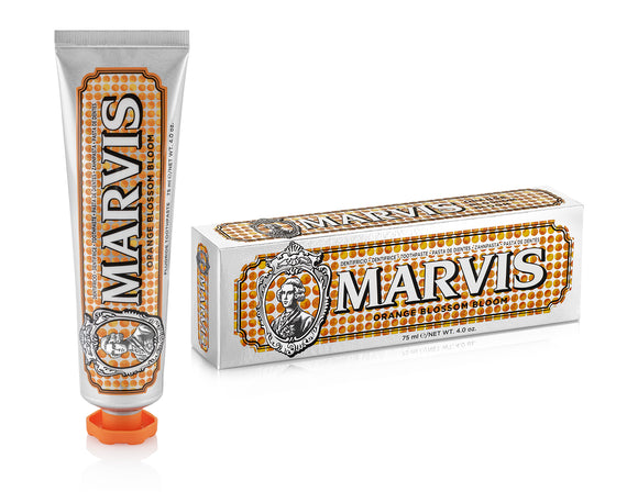 Marvis Orange Blossom Toothpaste