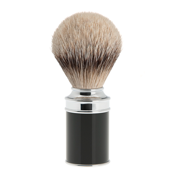 Muhle 091M106 Black Resin Shaving Brush