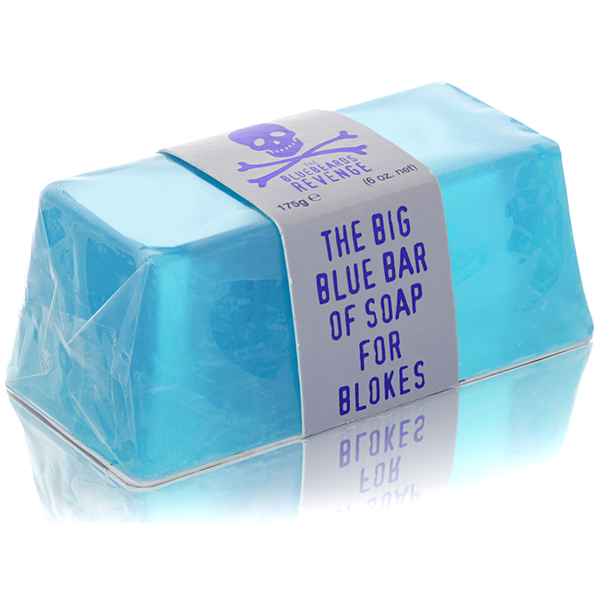 Bluebeards Revenge Big Blue Bar of Soap for Blokes