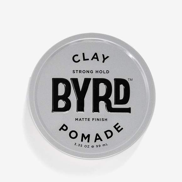 BYRD  Clay Pomade  3.35oz