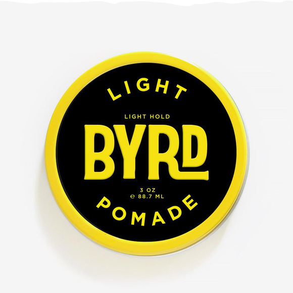 BYRD Light Pomade  3.35oz