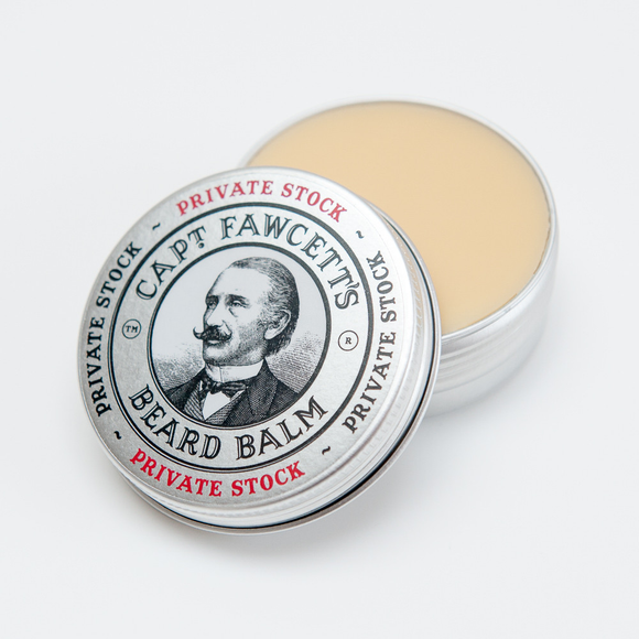 Captain Fawcett Beard Balm Private Stock
