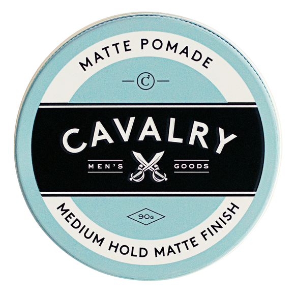 Cavalry Matte Pomade